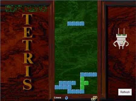 Angry Tetris